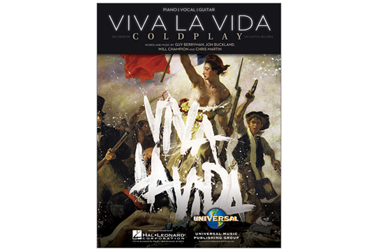 Viva La Vida (Piano Vocal)