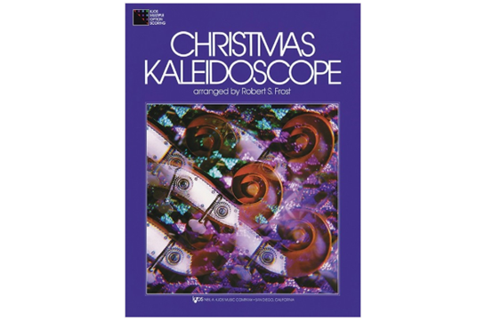 Christmas Kaleidoscope (Violin)
