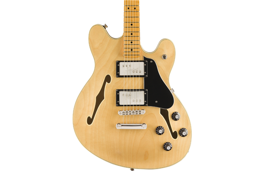 Squier Classic Vibe Starcaster (Natural)