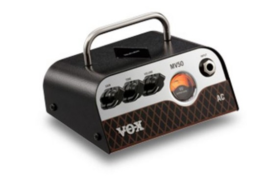 Vox MV50AC Guitar Amplifier Head