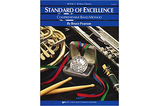 Standard of Excellence Clarinet Lesson Book 2