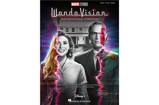 WandaVision Music from the Disney+ Show - PVG