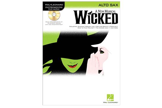 Wicked - Alto Sax