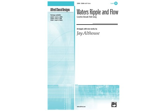 Waters Ripple and Flow - SSA