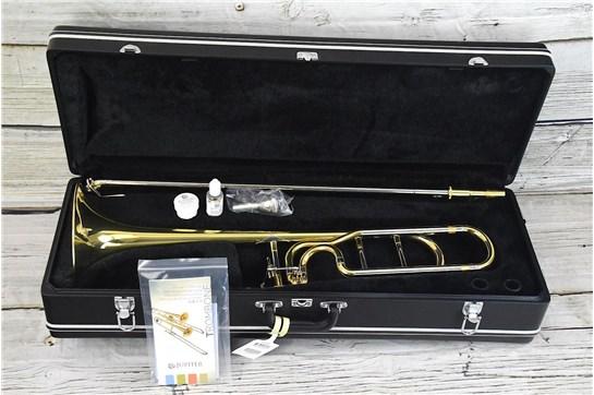 Used Jupiter JTB1150F Trombone