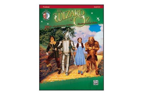 Wizard of Oz for Tenor Saxophone