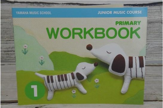 Yamaha Junior Music Course: Primary Workbook