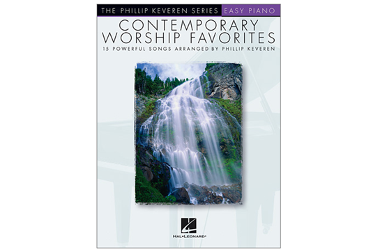 Contemporary Worship Favorites (Easy Piano)