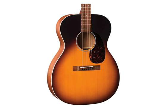 Martin 17 Series 000-17 Auditorium Acoustic Guitar  (Whiskey Sunset)
