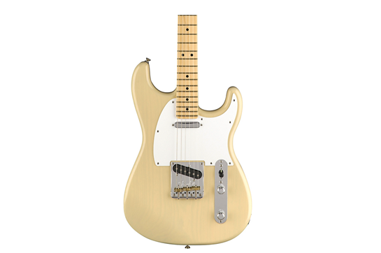 Fender Parallel Universe Whiteguard Strat (Vintage Blonde w/Maple Neck)