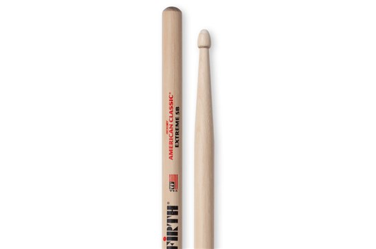 Vic Firth Extreme 5B Drum Sticks