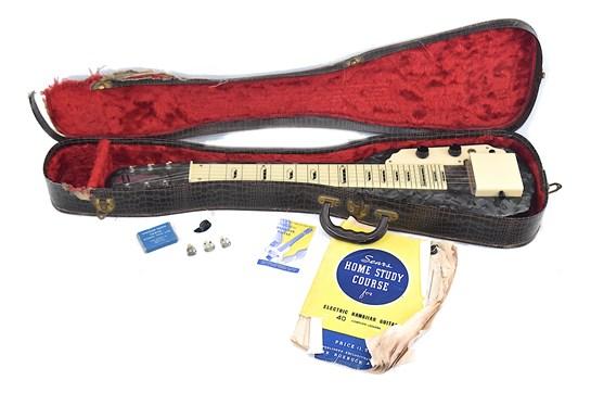 1957 Silvertone Artist 1310 Lap Steel Guitar