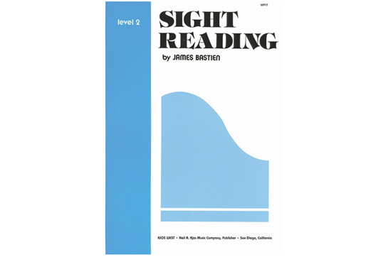 Bastien Library Sight Reading, Level 2