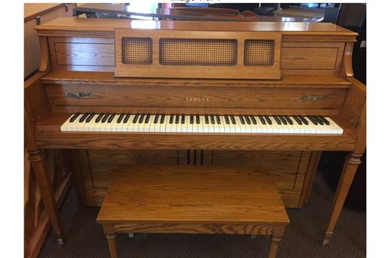 Used Yamaha M402 Console Piano