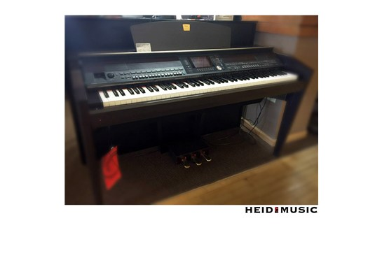 Used Yamaha Clavinova CVP-505 Digital Piano