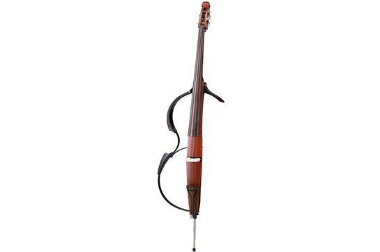 Yamaha SVB-100SK Silent Upright Bass (Brown)