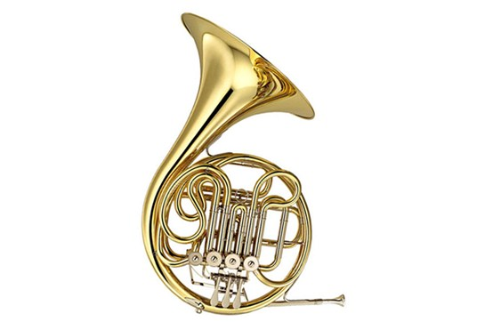 Yamaha YHR-567 Intermediate Step-Up Double French Horn