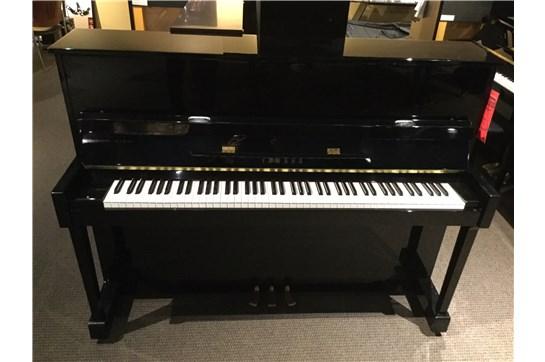 Used Yamaha T116 Acoustic Upright Piano