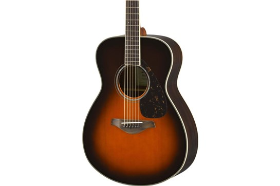 Yamaha FS830 Acoustic - Tobacco Brown Sunburst