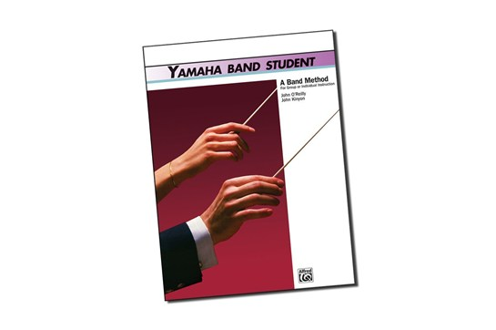 Yamaha Band Student Percussion Lesson Book 1