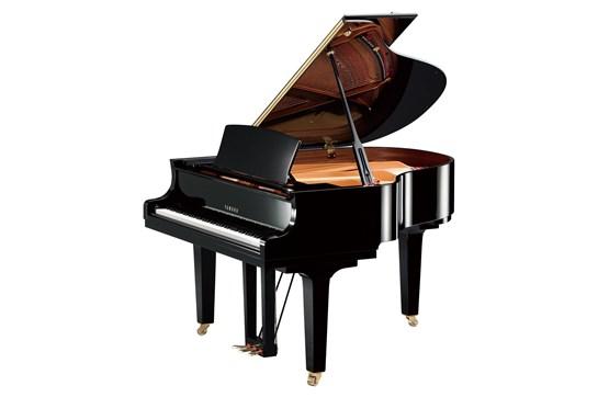 Yamaha C1X Grand Piano - Polished Ebony