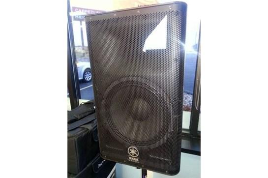 Used Yamaha DXR12 Active PA Speaker