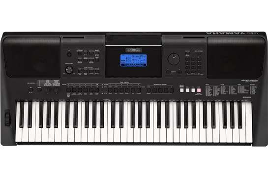 Yamaha PSR-E453 61-Key Keyboard