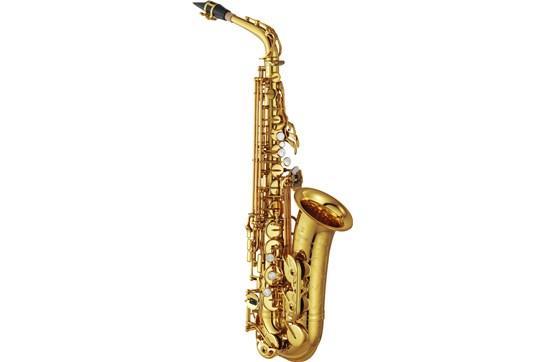 Yamaha YAS-82ZII Custom Z Alto Saxophone (Lacquer)