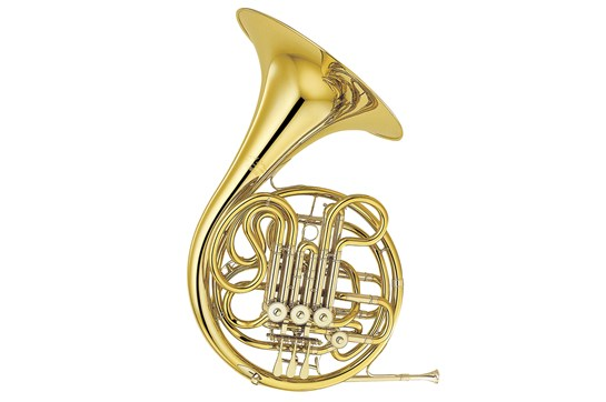 Yamaha YHR-668II Full Double French Horn