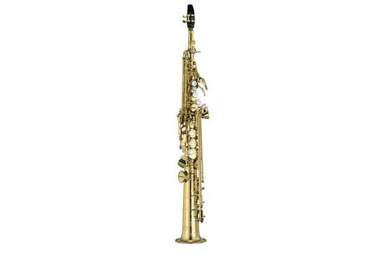 Yamaha YSS-875EX Custom Soprano Saxophone w/ High G