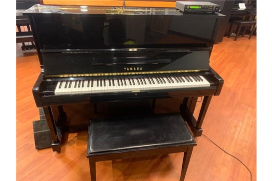 Used Yamaha MX100II XG in Polished Ebony