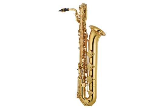 Yamaha YBS-480 Baritone Saxophone - Gold Lacquer