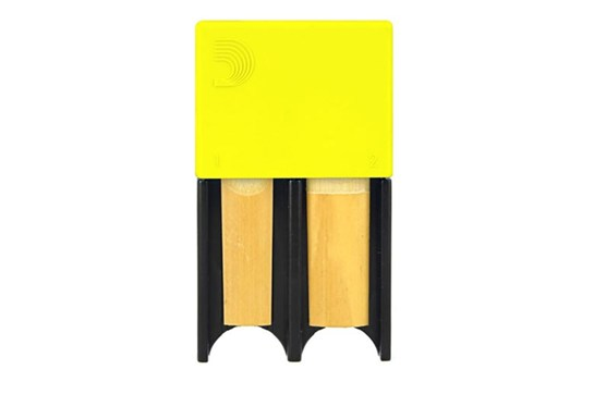 D'Addario Reed Guard - Small (Yellow)