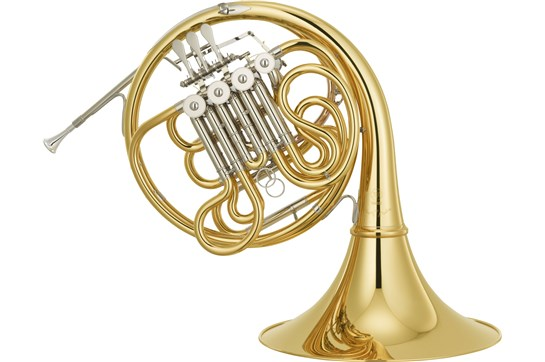 Yamaha YHR-671D Geyer French Horn - Detachable Bell
