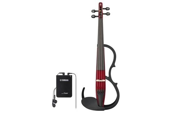 Yamaha YSV104 Silent Electric Violin - Red