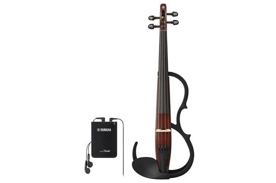 Yamaha YSV104 Silent Electric Violin (Brown)