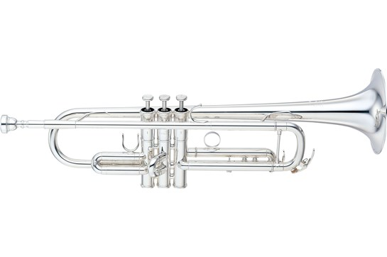 Yamaha YTR-8335LAS Bb Trumpet - Silver Plated