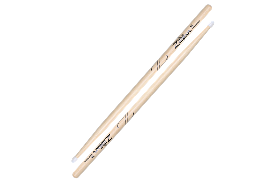 Zildjian 5A Hickory Nylon Tip Sticks