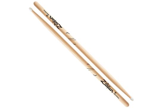 Zildjian 7A Hickory Nylon Tip Sticks