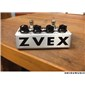 Box of Rock Hand Painted Distortion ZVex Guitar Pedal Heid Music