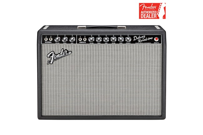 Fender 65 Deluxe Reverb Amplifier HeidMusic
