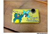 Z.Vex Super Hard On Hand Painted Boost Pedal