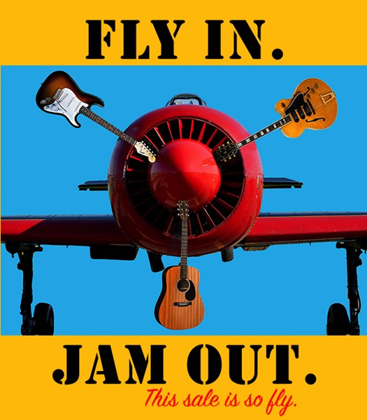 FlyInJamOut