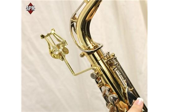 APM 517G Alto/Tenor Saxophone Lyre (Gold Brass)
