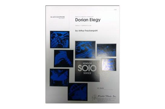 Dorian Elegy for Alto Saxophone