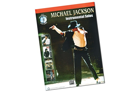 Michael Jackson Instrumental Solos for Tenor Saxophone
