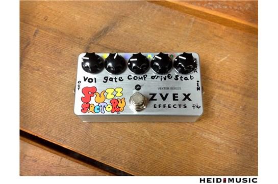 Z.Vex Fuzz Factory Vexter Series Fuzz Pedal