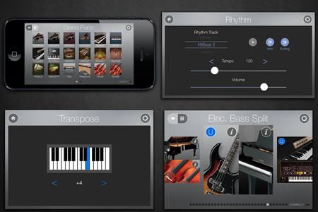 yamaha p 255 digital piano black heid music. Black Bedroom Furniture Sets. Home Design Ideas